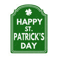 Happy St. Patrick's Day stamp - PhotoDune Item for Sale