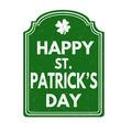 Happy St. Patrick's Day stamp - PhotoDune Item for Sale