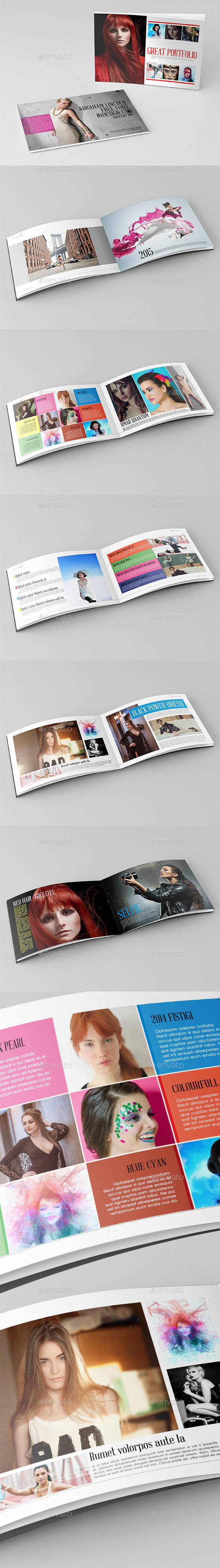 GraphicRiver Great Portfolio&Brochure Template 10604218