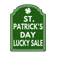 St. Patrick's Day lucky sale - PhotoDune Item for Sale