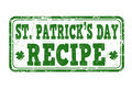 St. Patrick's Day recipe - PhotoDune Item for Sale