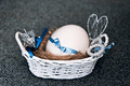 easter egg in the basket - PhotoDune Item for Sale