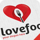 Love Food Logo - GraphicRiver Item for Sale