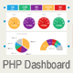 PHP Dashboard - NEW Version 1.2 - CodeCanyon Item for Sale