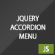 jQuery Accordion Menu