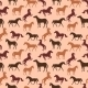 Horse Pattern  - GraphicRiver Item for Sale