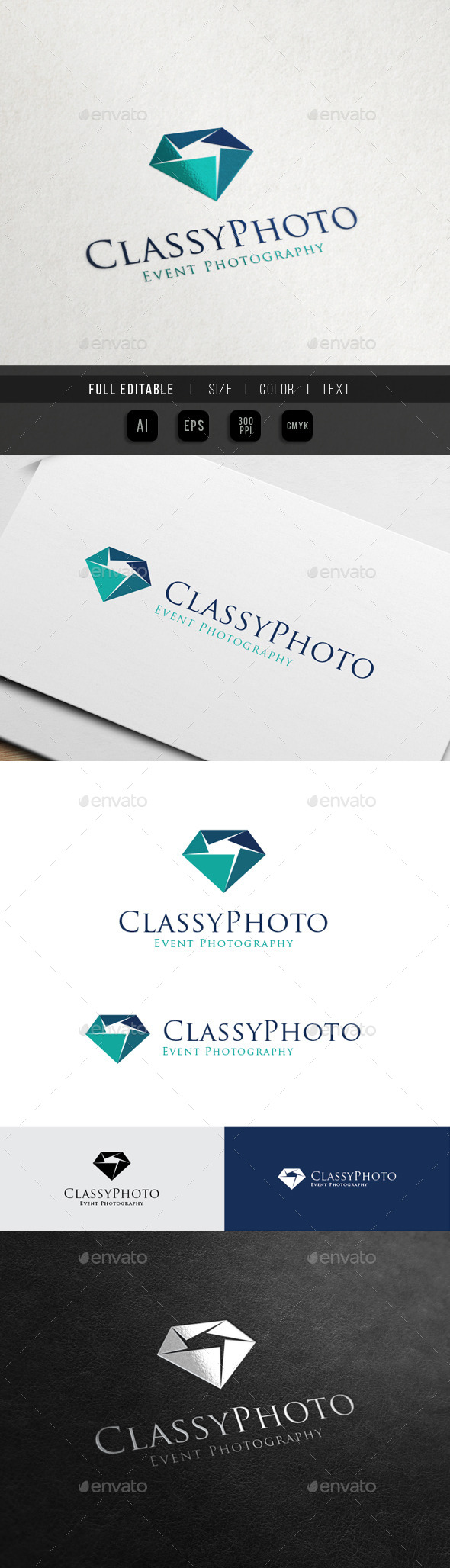 GraphicRiver Event Photography Jewel Camera 10607451