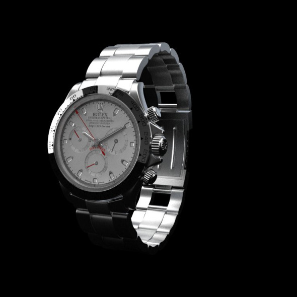 Rolex - 3DOcean Item for Sale