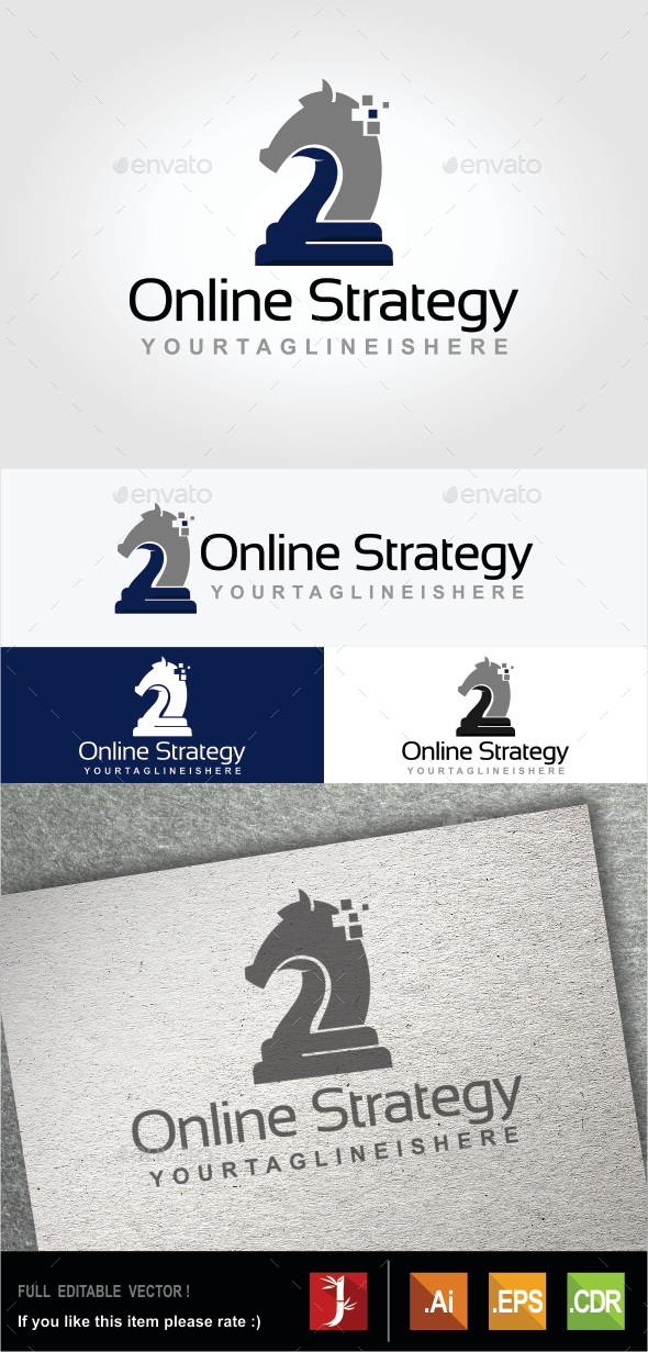 GraphicRiver Online Strategy 10607610