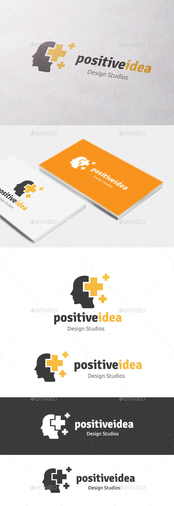 GraphicRiver Positive Idea 10607779