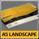 Landscape Neux Brochure Template - GraphicRiver Item for Sale