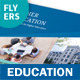 Education Flyers – 4 Options - GraphicRiver Item for Sale