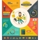Multitasking Infographic Elements - GraphicRiver Item for Sale