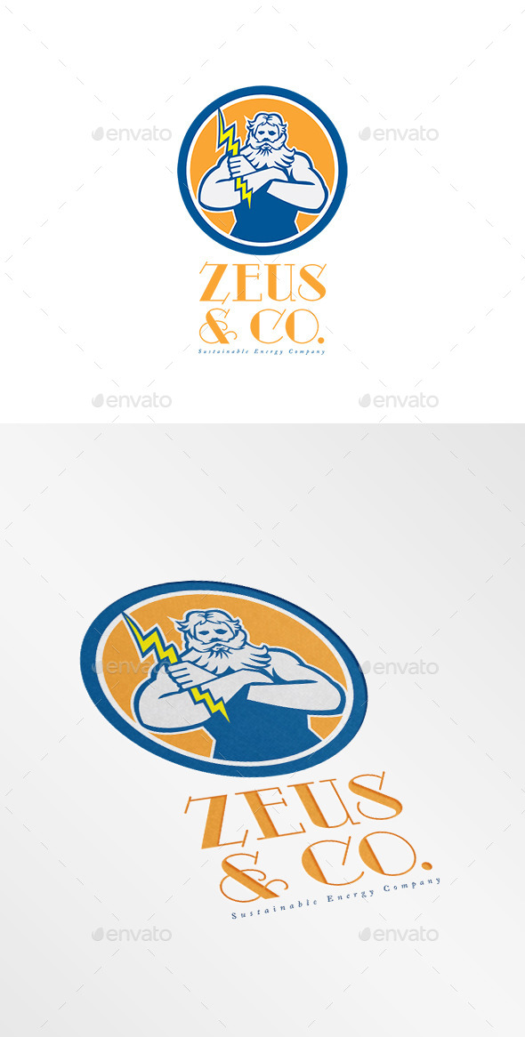 GraphicRiver Zeus Sustainable Energy Company Logo 10608311