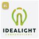 Idea Light Logo - GraphicRiver Item for Sale