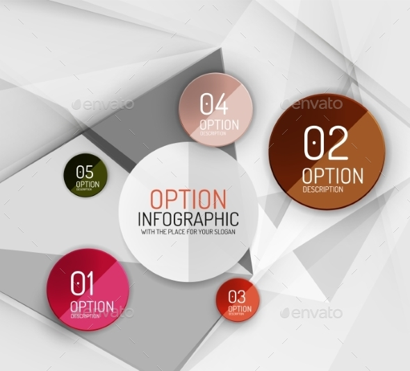 GraphicRiver Infographic Template 10608717