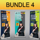 Corporate Business Rollups Bundle 4 - GraphicRiver Item for Sale