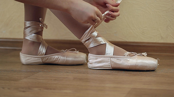 VideoHive Women Ballet Shoes 02 10608944