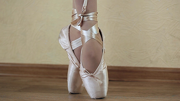 VideoHive Women Ballet Shoes 03 10608997