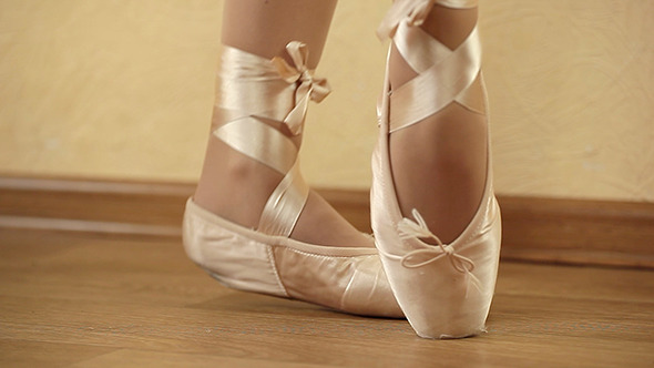 VideoHive Women Ballet Shoes 04 10609055