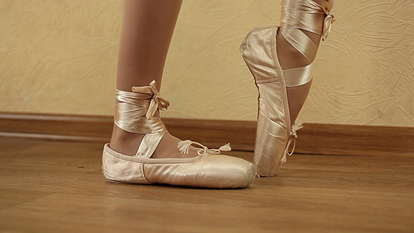VideoHive Women Ballet Shoes 06 10609116