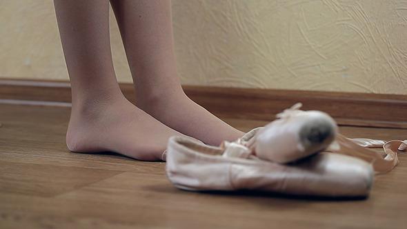 VideoHive Women Ballet Shoes 07 10609122