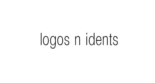 LOGOS n IDENTS