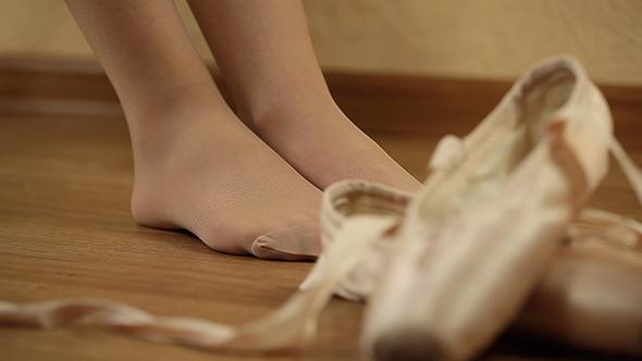VideoHive Women Ballet Shoes 08 10609129