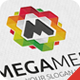 Mega Media Logo - GraphicRiver Item for Sale