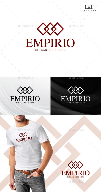 GraphicRiver Empirio Classy Logo 10611292