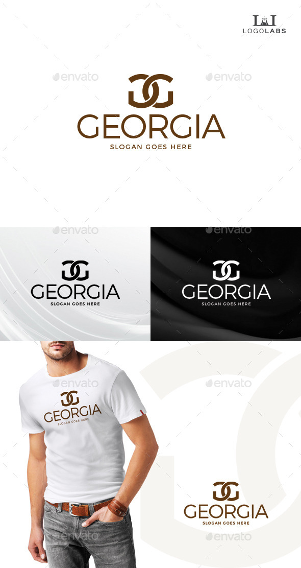 GraphicRiver Luxury Letter G Logo 10611324