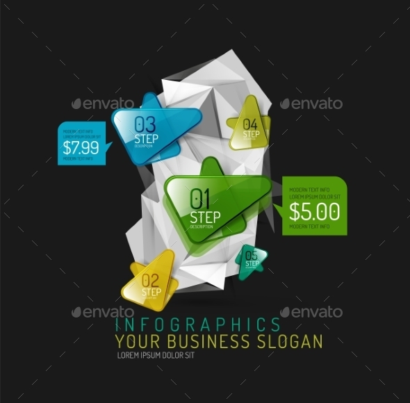 GraphicRiver Infographic Background 10611511