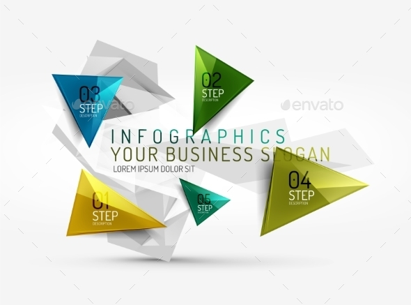 GraphicRiver Infographic Background 10611512