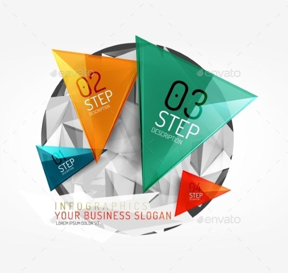 GraphicRiver Infographics Elements 10611518