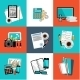 Office Object Set  - GraphicRiver Item for Sale