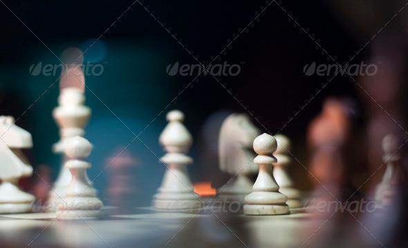 PhotoDune Chess 1069599