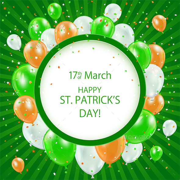 GraphicRiver St Patricks Day 10612274