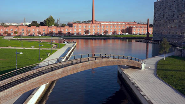 City Water Channel