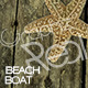 Mock-up: 008 (Beach Boat) - GraphicRiver Item for Sale