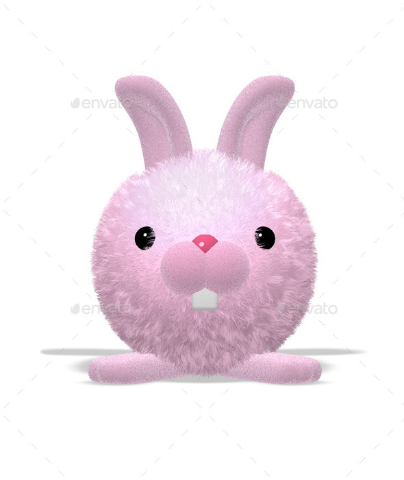 GraphicRiver Easter Bunny 10614341