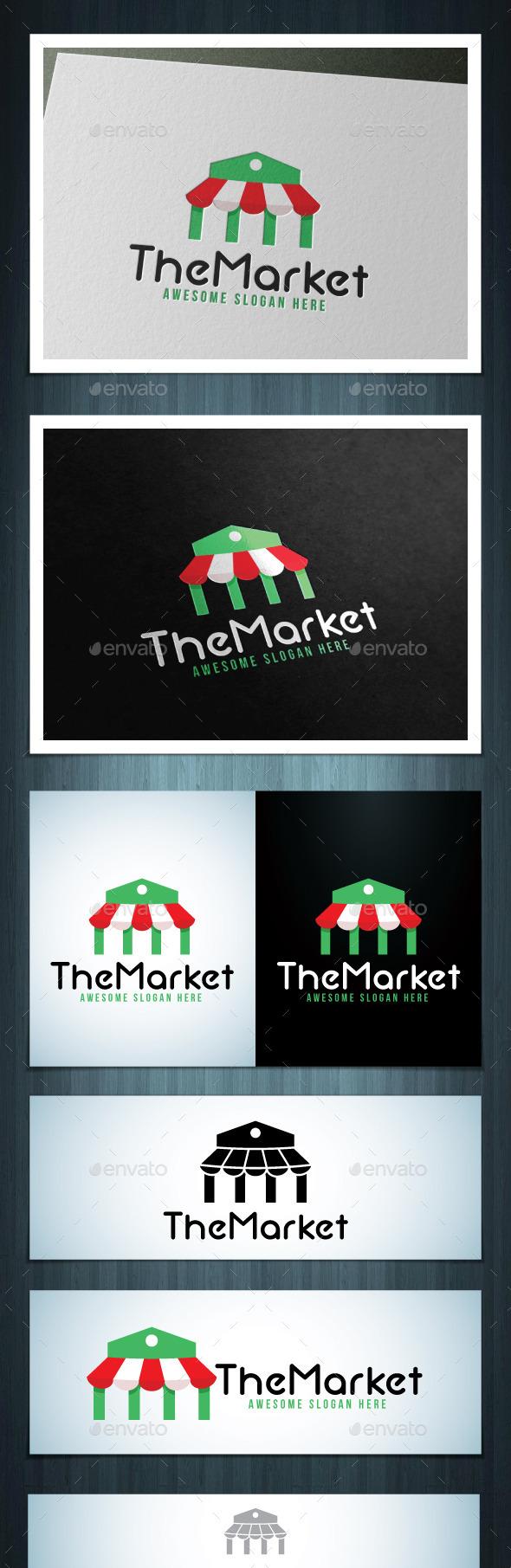 GraphicRiver The Market 10614633