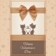 Valentines Day Greeting Card Template - GraphicRiver Item for Sale