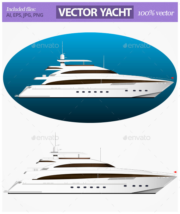 GraphicRiver Yacht 10615107