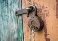 Old lock - PhotoDune Item for Sale