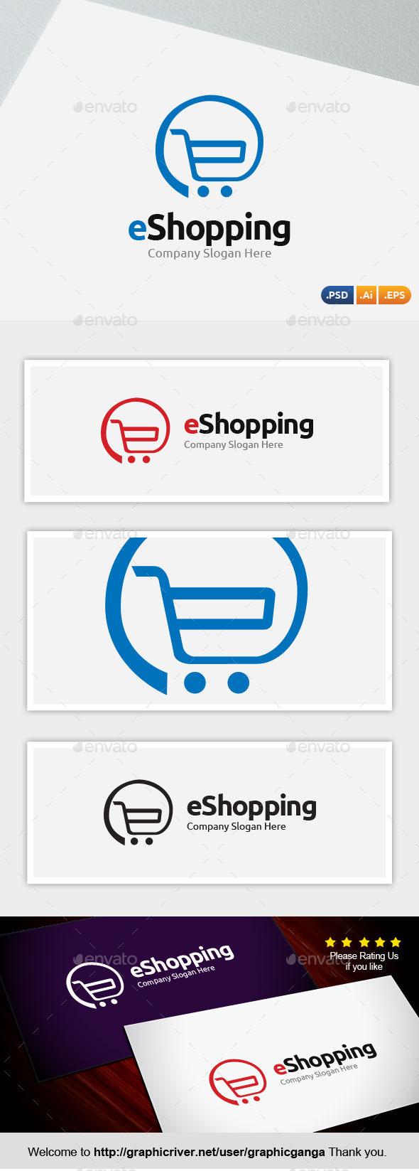 GraphicRiver eShopping 10616636