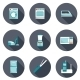Set of Home Appliances Icons - GraphicRiver Item for Sale