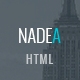 Nadea - Responsive Multi-Purpose HTML5 Template - ThemeForest Item for Sale