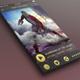 Guardian - Mobile PSD UI Kit - GraphicRiver Item for Sale