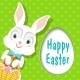 Vector. Happy Easter. - GraphicRiver Item for Sale