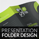 Cresent_Corporate Presentation Folder - GraphicRiver Item for Sale